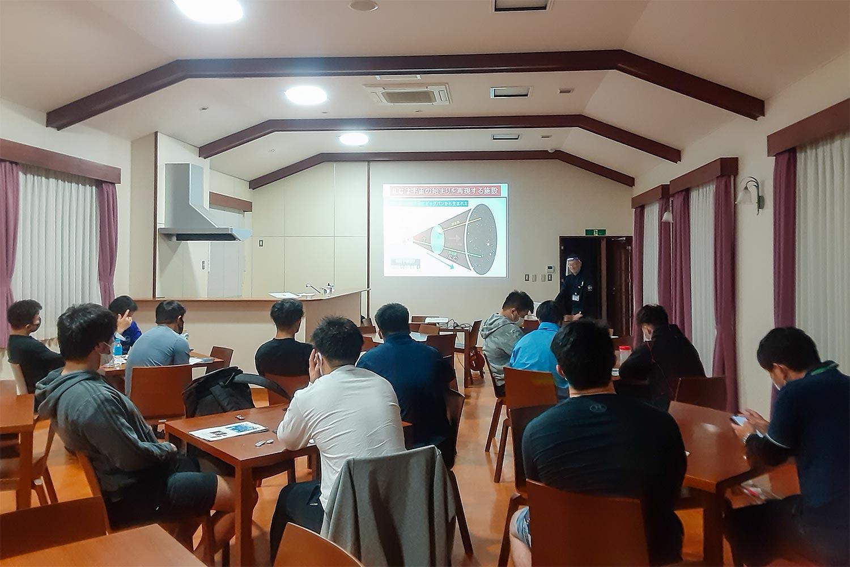 ILC(国際リニアコライダー)勉強会を実施しました