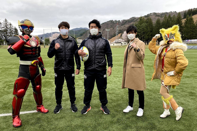 ガンライザーTV(4/25放送)に、牛窪心希選手と片岡領選手が出演します